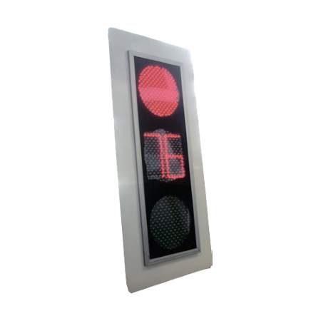 Т.1.2-ТВ-П светофор дорожный транспортный светодиодный