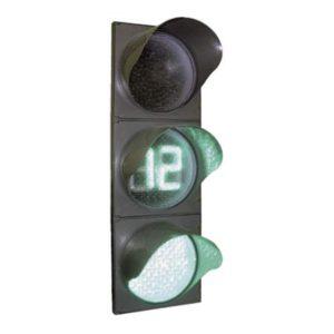 Т.1.2-ТВ светофор дорожный транспортный светодиодный