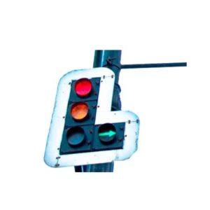 Т.3.1 светофор дорожный транспортный светодиодный