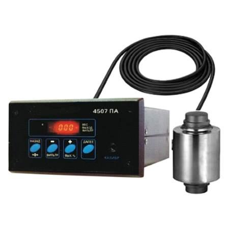 УВС-4507ПА система весоизмерительная универсальная