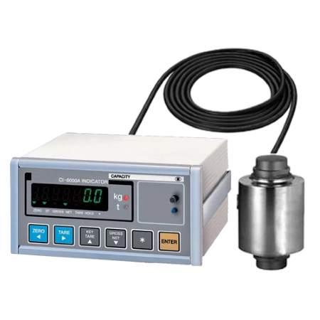 УВС-CI-6000A система весоизмерительная универсальная