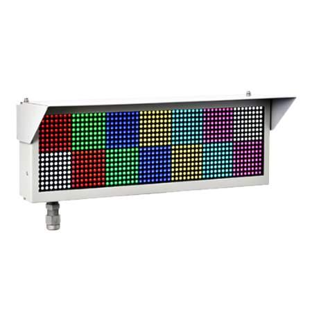 ЭКРАН-ИНФО-RGB табло информационные светодиодные взрывозащищенные