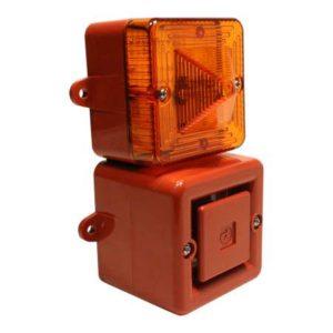 AL100X сигнализаторы светозвуковые с ксеноновой лампой