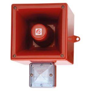 AL121X сигнализаторы светозвуковые с ксеноновой лампой