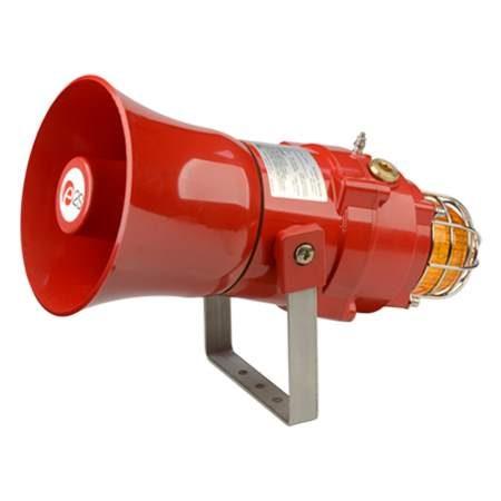 BExCS110-05D сирены сигнальные взрывозащищенные с ксеноновым проблесковым маяком