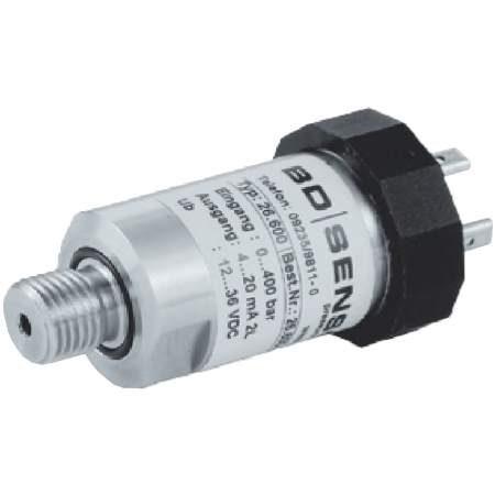 DMP 330H датчики избыточного давления