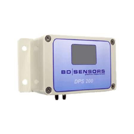 DPS 200 датчики дифференциального избыточного давления электронные