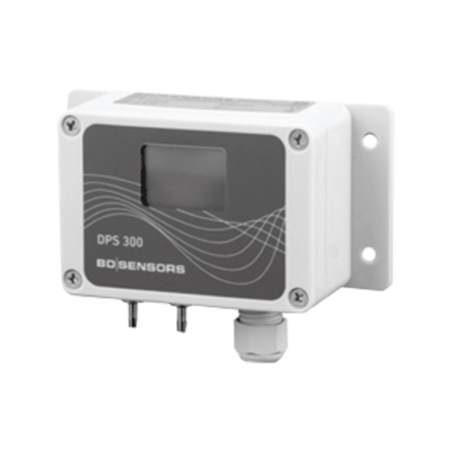 DPS 300 датчики давления неагрессивных газов