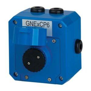 GNExCP6A-PB, GNExCP6B-PB извещатели аварийные ручные взрывозащищенные