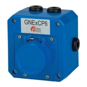 GNExCP6A-PT, GNExCP6B-PT извещатели аварийные ручные взрывозащищенные