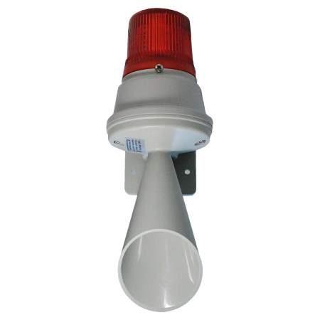 H100TL SPECTRA горны сигнальные со светодиодным многофункциональным маяком (1)