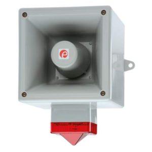 HAL121X сирены сигнальные с ксеноновым проблесковым маяком