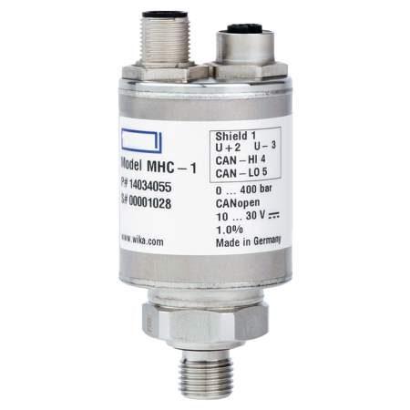 MHC-1 датчики давления с CANopen и J1939 (1)