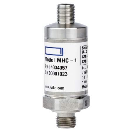 MHC-1 датчики давления с CANopen и J1939