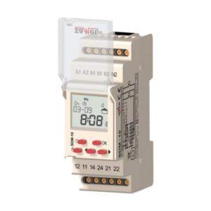 SDM-10 командоконтроллер школьного звонка