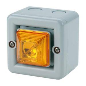 SON4B сигнализаторы светозвуковые с лампой накаливания