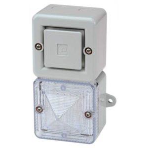 SONFL1H сигнализаторы светозвуковые светодиодные