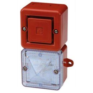 SONFL1X сигнализаторы светозвуковые с ксеноновой лампой