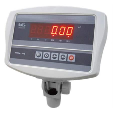 UNIGRAM EB1 весы товарные с платформой 450х600 мм и индикатором WI-2R (1)