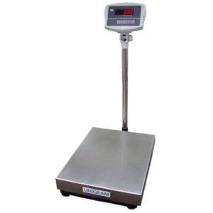 UNIGRAM EB1 весы товарные с платформой 600х800 мм и индикатором WI-2R