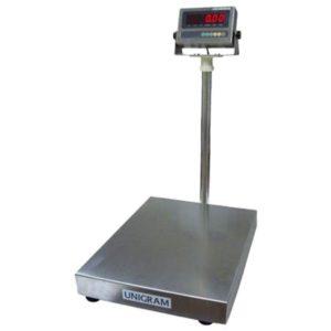 UNIGRAM EB1 весы товарные с платформой 600х800 мм и индикатором WI-2RS