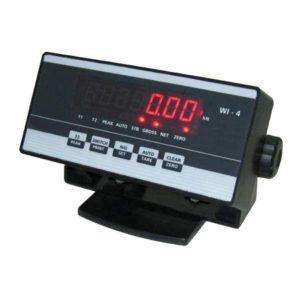 WI-4 индикатор весовой