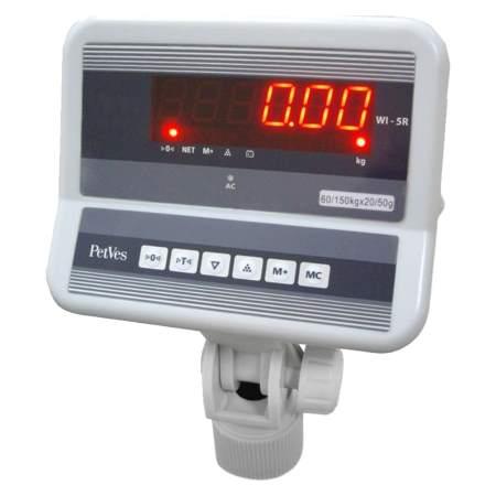 WI-5R индикатор весовой