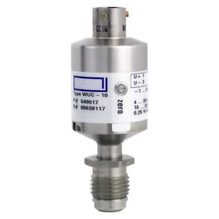 WUC-10, WUC-15, WUC-16 датчики давления для сверхчистых сред