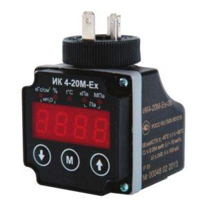 ИК-4-20М индикатор-коммуникатор