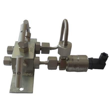 МИДА-БВ-601 вентильный блок в сборе с датчиком (1)