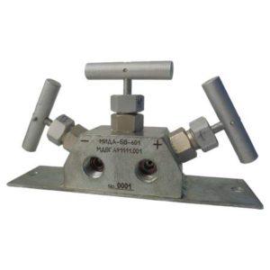 МИДА-БВ-601 вентильный блок