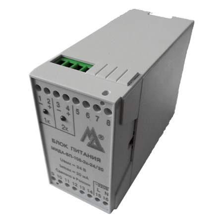 МИДА-БП-106-2К-24-20 блок питания