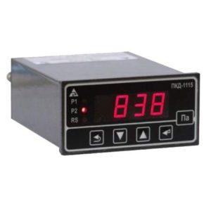 ПКД-1115 приборы контроля давления цифровые с двух- или трёхпозиционным регулятором