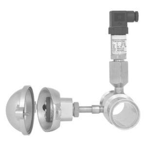 Разделитель 983.22 с преобразователем давления S-10 и преобразователем температуры с головкой BSZ