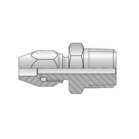 Соединения СМВ медных труб с развальцовкой