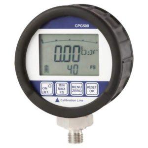 CPG500 манометр цифровой