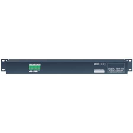 MSKP-2000-IP-001 (МОДУЛЬ СОПРЯЖЕНИЯ С РУБЕЖ GLOBAL)