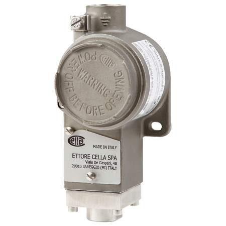 PCA реле давления с корпусом из нержавеющей стали (1)