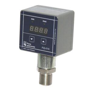 РД-016 реле давления